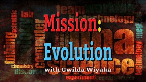 Mission: Evolution with Gwilda Wiyaka