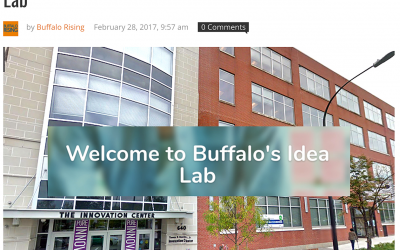i4 Studio Featured by Buffalo Rising